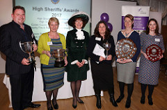CARA wins High Sheriff's Cup