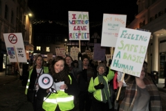 Colchester Reclaim the Night 2018