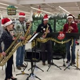 Colchester Saxaphone Quartet raise money for CARA