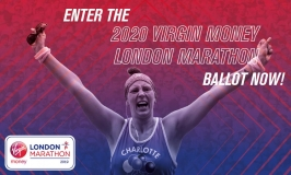 Enter the 2020 London Marathon and run for CARA!
